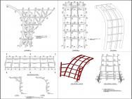 BIM shop drawing(Steel structure)