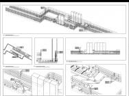 BIM shop drawing(Electromechanical)