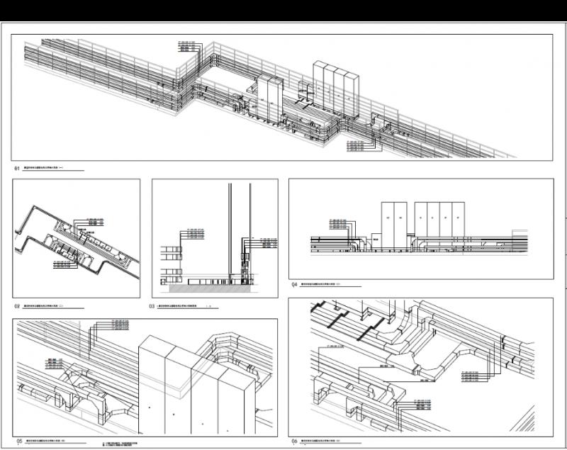 BIM construction drawing 5
