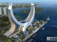 Lusail 5 Star Hotel of Katara Qatar