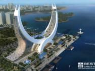 Katara Towers, Lusail Marina