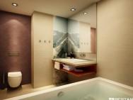 French Hotel Bathroom1