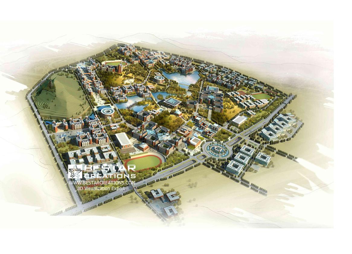 Masterplan China