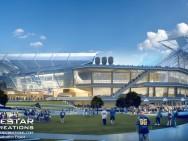 St Louis Riverfront Stadium, USA